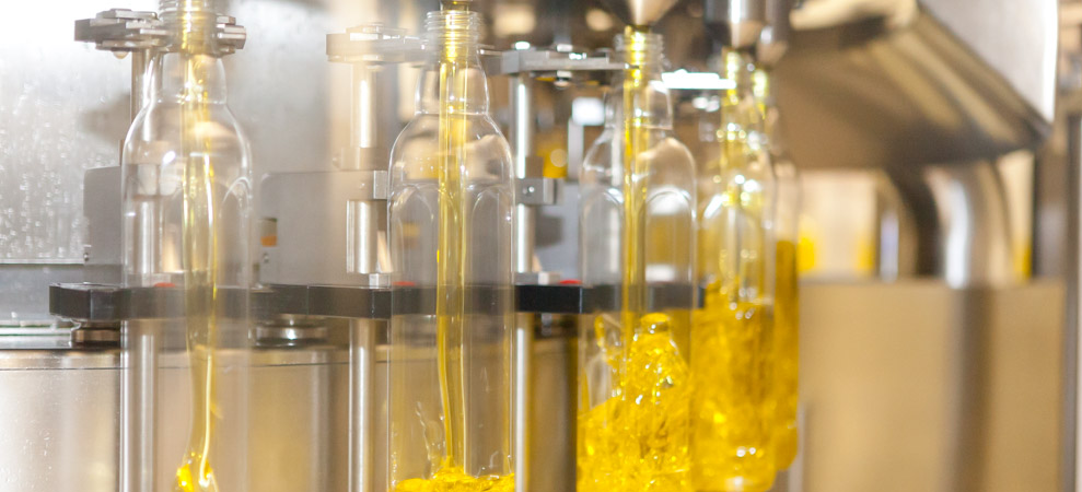 Edible Oils facilities